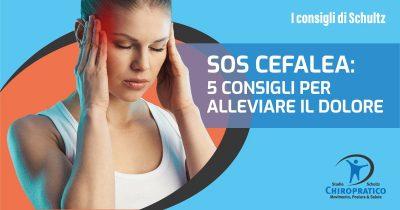SOS Cefalea: 5 consigli per alleviare il dolore