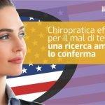 Chiropratica efficace per il mal di testa: una ricerca americana lo conferma